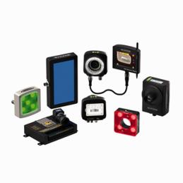 Capteur de vision, caméra, eclairage, RFID 01