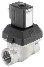Electrovanne à commande attelée-membrane couplée 01