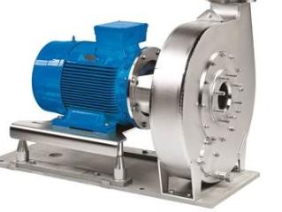 Pompe centrifuge de Process Agroalimentaire 02
