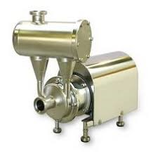 Pompe centrifuge de Process hygiénique 02