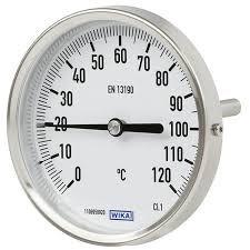 Thermomètre Bimétallique 01